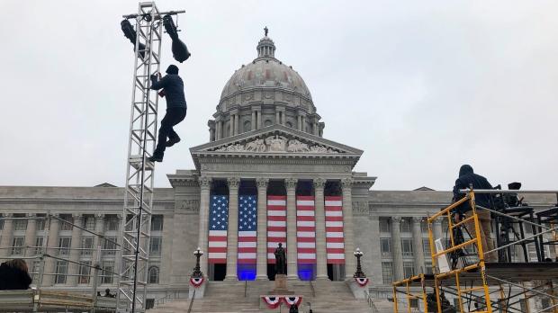 Missouri state house