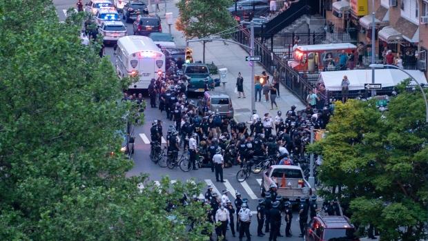 NY Protests