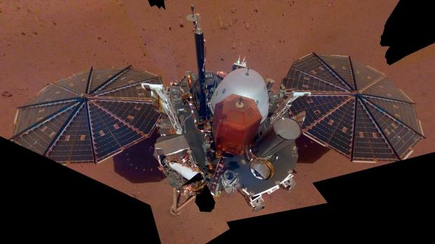 Mars digger