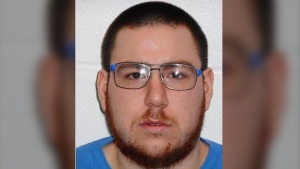 Federal inmate Jonathon Morningstar, 28, is wanted on a Canada-wide warrant. (Toronto Police Services)