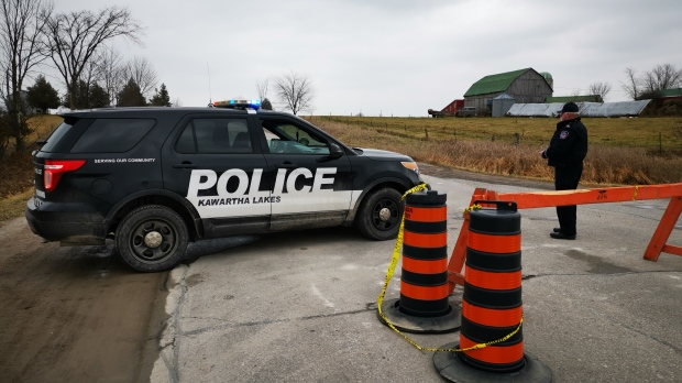 Kawartha Lakes shooting