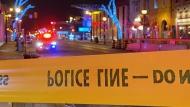 Police are investigating a shooting in Brampton. (CTV News/Ricardo Alfonso)