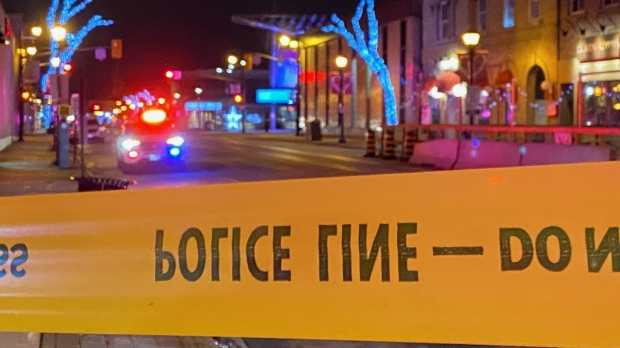 Police are investigating a shooting in Brampton. (CTV News/Ricardo Alfonso)