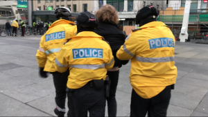 Toronto arrests