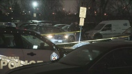 Police are investigating a fatal shooting in North York.