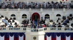 President Joe Biden delivers his inaugural address during the 59th Presidential Inauguration at the U.S. Capitol in Washington, Wednesday, Jan. 20, 2021. (AP Photo/Patrick Semansky, Pool)