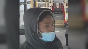 Toronto police are looking for a man wanted in connection with a series of assaults across the city. (Toronto Police handout)