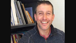 Epidemiologist Dr. David Fisman is shown in an image from the University of Toronto.
