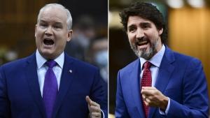 Trudeau, O'Toole