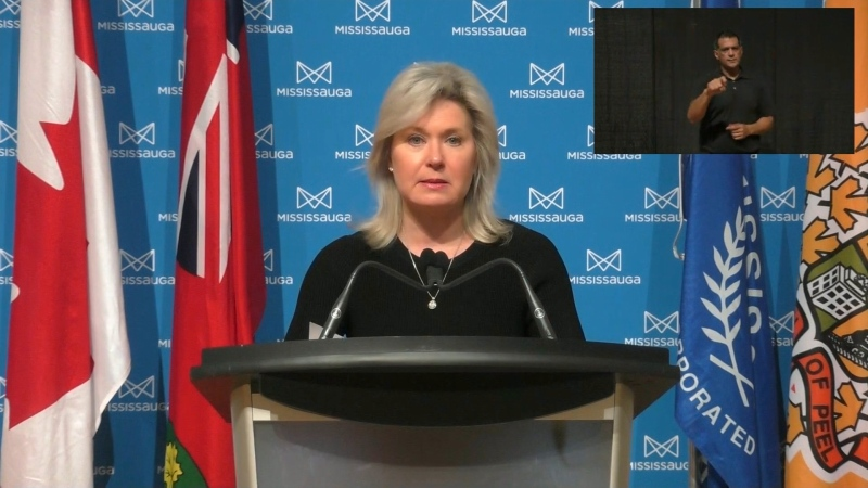 Mayor Bonnie Crombie is seen in this undated photo.