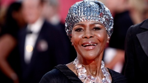 "FILE - Cicely Tyson arrives at the 61st Primetime Emmy Awards on Sept. 20, 2009, in Los Angeles. Tyson, the pioneering Black actress who gained an Oscar nomination for her role as the sharecropper's wife in ""Sounder,"" a Tony Award in 2013 at age 88 and touched TV viewers' hearts in ""The Autobiography of Miss Jane Pittman,"" has died. She was 96. Tyson's death was announced by her family, via her manager Larry Thompson, who did not immediately provide additional details. (AP Photo/Matt Sayles, File)"