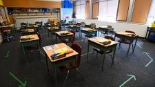 school, toronto, covid-19
