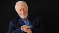 Christopher Plummer poses for a portrait on July 25, 2013, in Beverly Hills, Calif. (Photo by Chris Pizzello/Invision/AP, File)