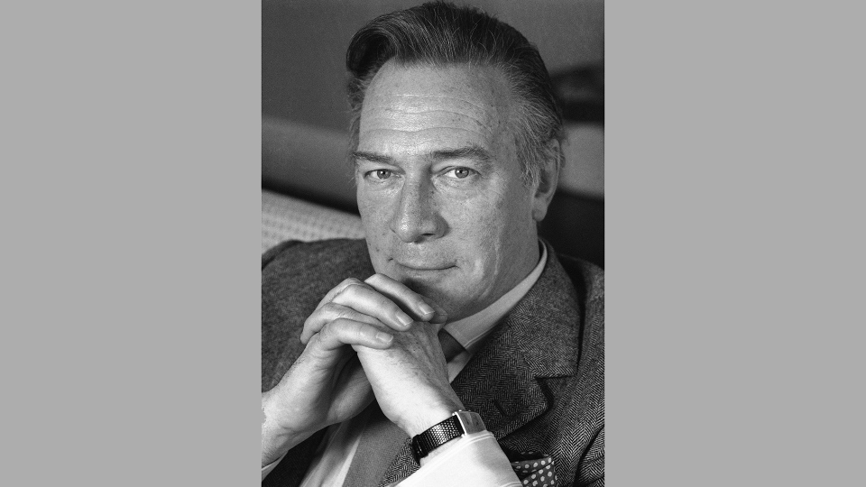 """Christopher Plummer, shown May 30, 1988, stars in """"Macbeth.""""  (AP Photo/Marty Reichenthal, File)"""