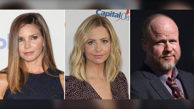 Whedon, Carpenter, Gellar