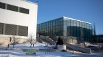 The Vaccine and infectious Disease Organization, a possible home for a Canadian-produced vaccine for COVID-19, is shown at the University of Saskatchewan in Saskatoon, Sask. on Friday, February 5, 2021. THE CANADIAN PRESS/Kayle Neis