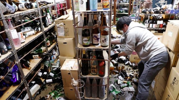 Powerful magnitude 7.1 quake  jolts Fukushima area