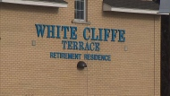 White Cliffe Retirement Home is seen in this undated file photo.