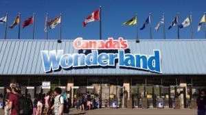 Canada's Wonderland is seen in this undated photo. (Bryann Aguilar)