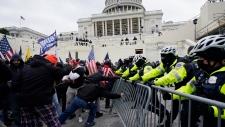 Capitol, riot
