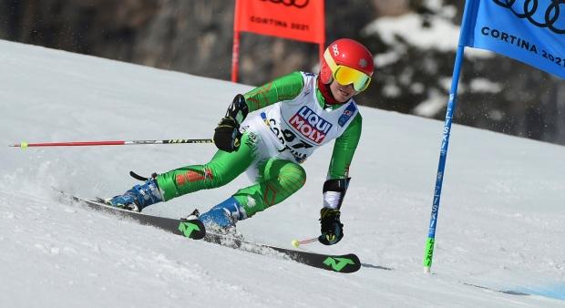 Iran ski team