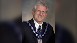 Dave Barrow, Richmond Hill mayor, is seen in this undated photo. (City of Richmond Hill)