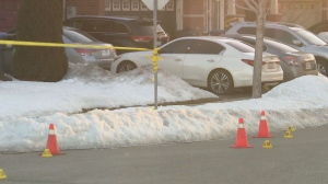 A 22-year-old man is in hospital with life-threatening injuries after a shooting in Brampton on Feb. 25.