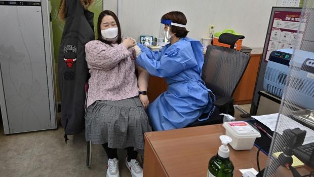 South Korea vaccination