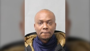 Usman Kassim, 38, is seen in this undated photograph provided by police.