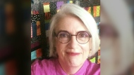Toronto police have identified a woman who was found dead at an Etobicoke Park Friday morning as Kathleen Hatcher, 69, of Toronto. (TPS handout)