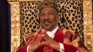 "Eddie Murphy appears in a scene from ""Coming 2 America."" (Quantrell D. Colbert/Paramount Pictures via AP)"