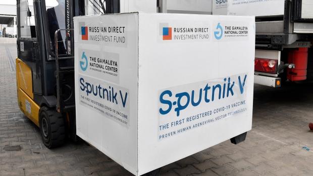 Russia Sputnik V