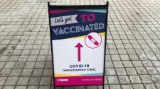 Toronto vaccination