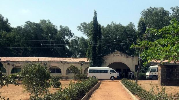 Nigeria armed abduction