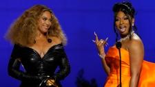 Beyonce, Megan Thee Stallion