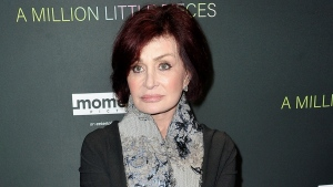 "Sharon Osbourne attends a special screening of ""A Million Little Pieces"" on Dec. 4, 2019, in Los Angeles. (Photo by Richard Shotwell/Invision/AP, File)"