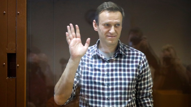 Canada imposes new sanctions on Russian officials over treatment of opposition leader