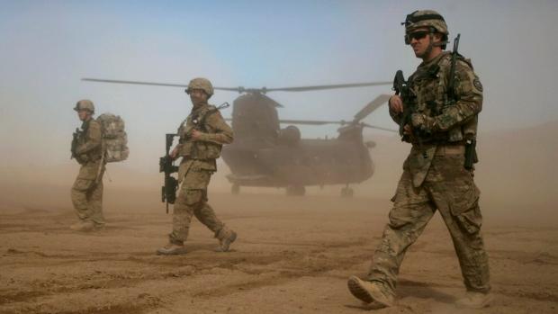 Troops afghanistan