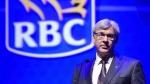 Royal Bank president Dave McKay speaks at the banks annual meeting in Toronto on April 6, 2017. THE CANADIAN PRESS/Frank Gunn