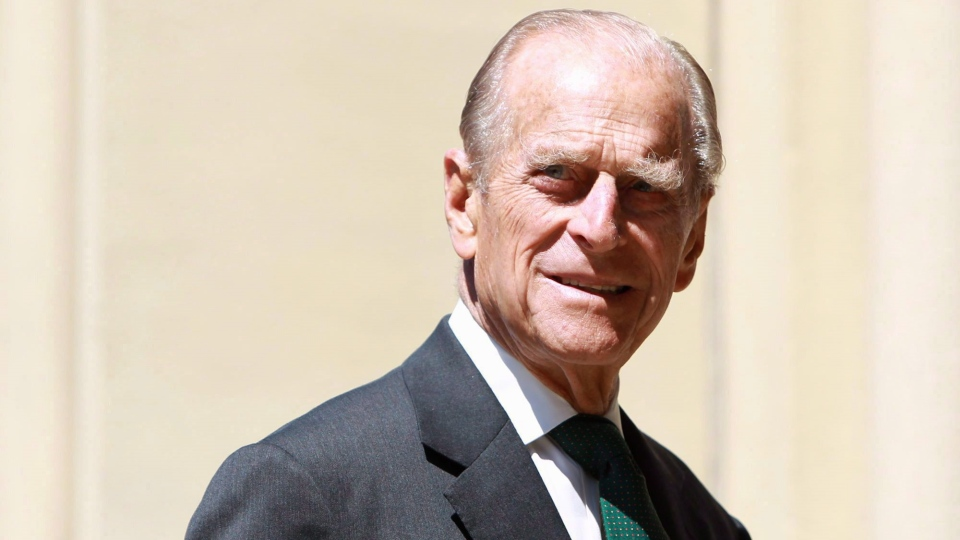 Prince Philip, Duke of Edinburgh, arrives at the Cathedral Church of St. James in Toronto on July 4, 2010. Prince Philip, the Queen's husband of more than 70 years, passed away at Windsor Castle on Friday, Buckingham Palace announced.THE CANADIAN PRESS/Darren Calabrese