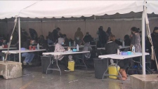 Thorncliffe, Park, COVID-19, vaccine, pop-up