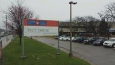 Canada Post Toronto facility
