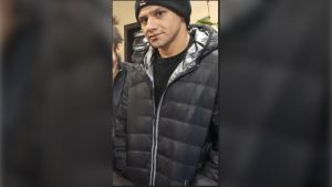 Kevin Bonada Rosas, 30, is seen in this undated photograph provided by police.