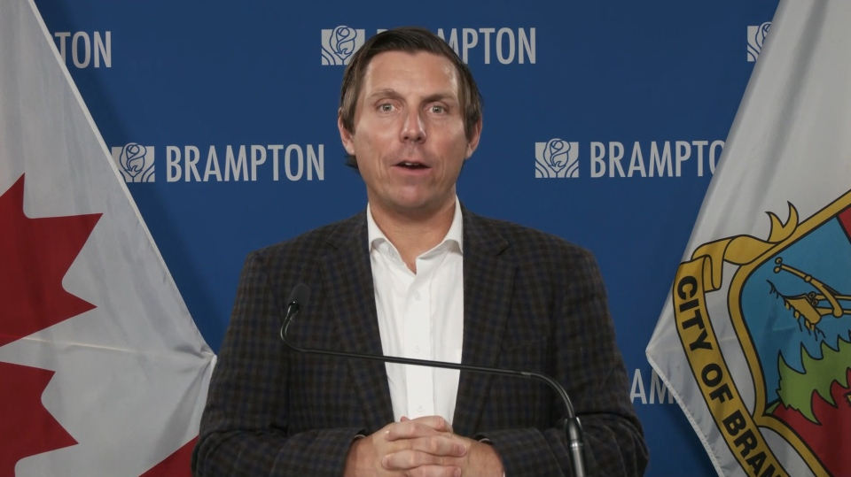 Brampton mayor Patrick Brown is pleading with the provincial government to supply more pharmacies in his city with COVID-19 vaccines.