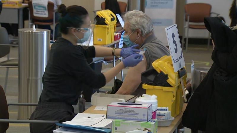 Toronto vaccine