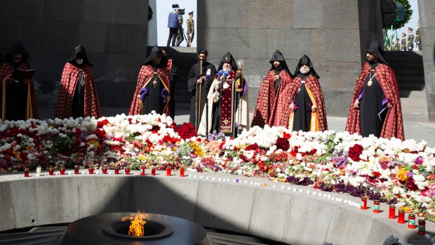 Biden says Armenian mass killing was genocide
