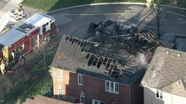 Newmarket house fire
