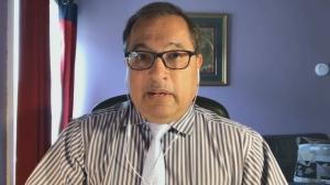 Dr. Karim Kurji is seen in this undated photo.