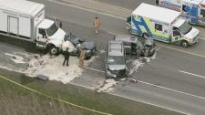 Flamborough crash