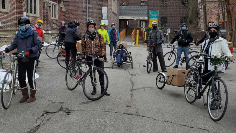 Toronto Bike Brigade